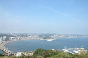 江の島シーキャンドル!